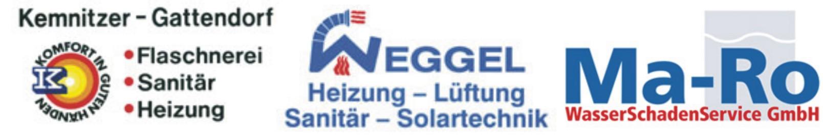 Kemnitzer GmbH / Weggel Haustechnik GmbH / Ma-Ro GmbH